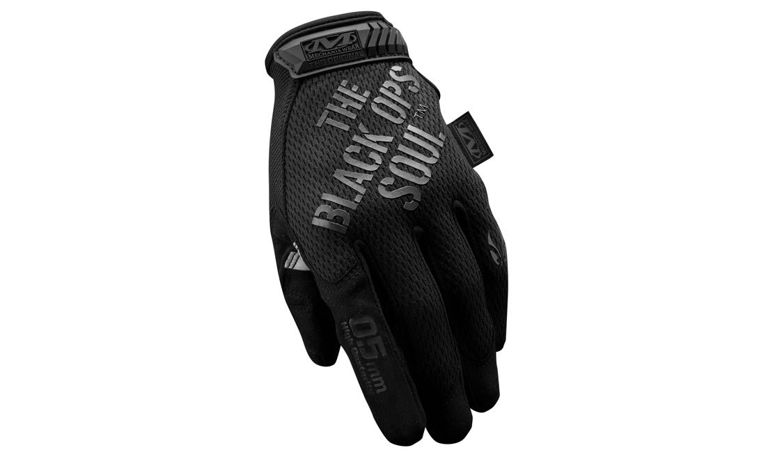 GUANTES MTO TOUCH NEGROS BO MANUFACTURE BY MECHANIX S