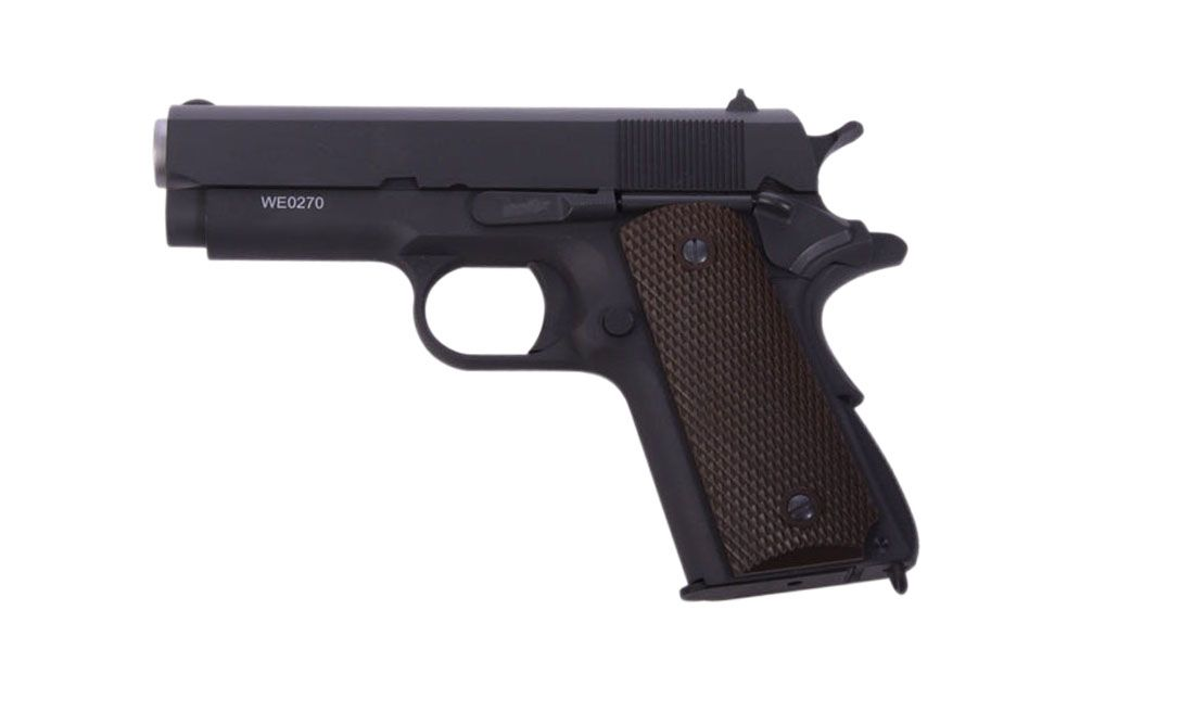 MINI 1911-A PISTOLA GBB WE-E003A