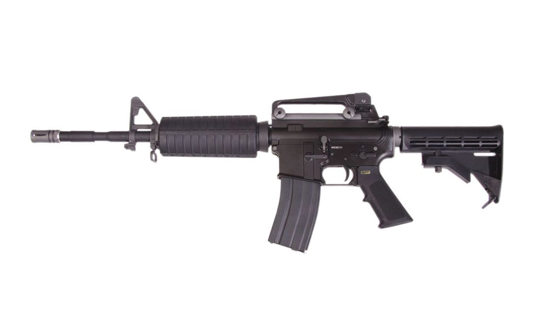 WE (R001) AWSS M4A1 AIRSOFT GBB RIFLE