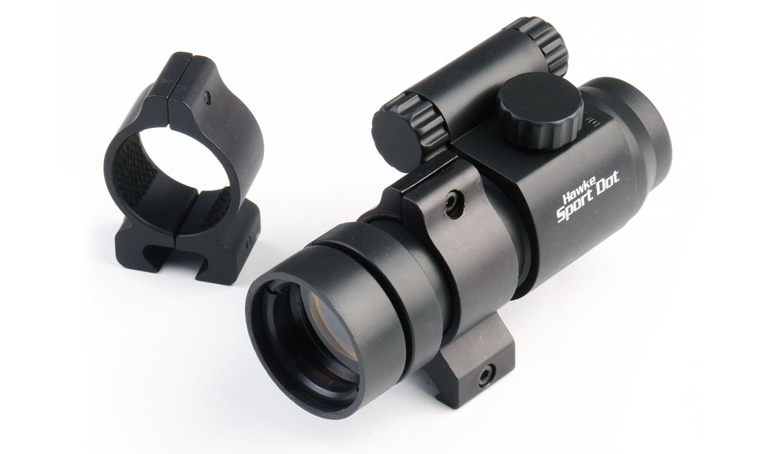 HAWKE 1X30 RED DOT SCOPE