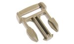 ITW NEXUS MALE BUCKLE WITH GHILLITEX TECH 25 MM TAN