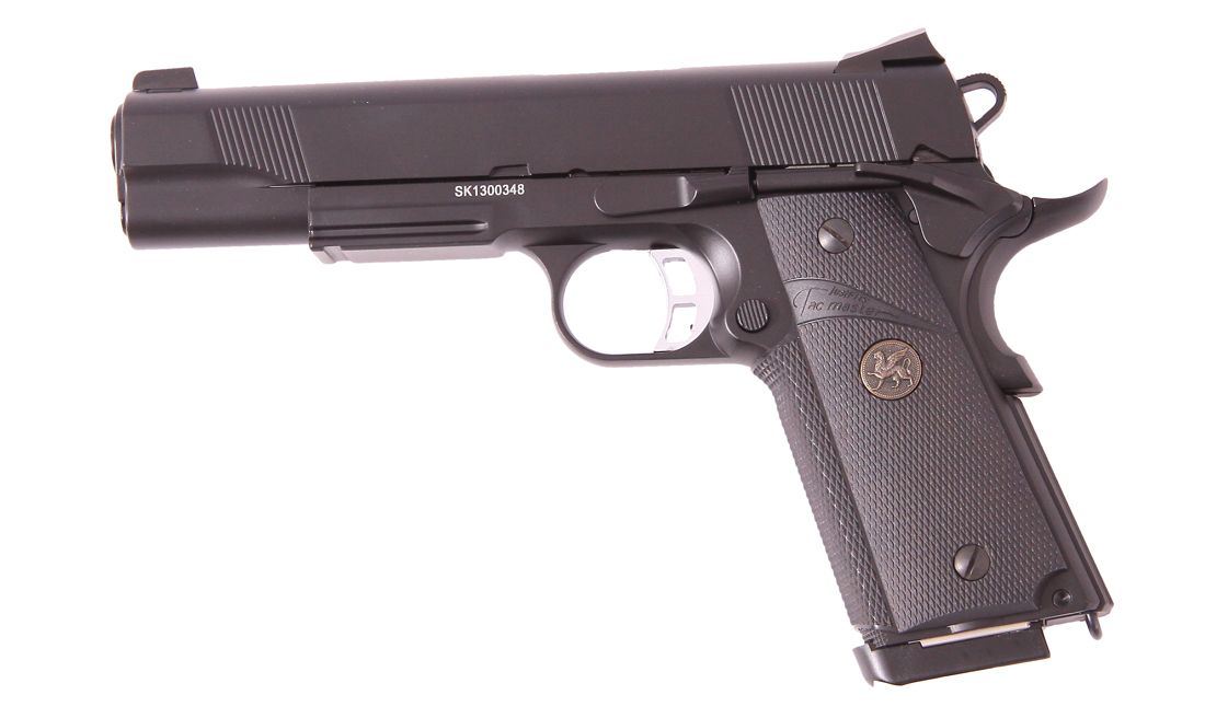 GBB 1911 MEU FULL METAL KJ WORKS KP-07