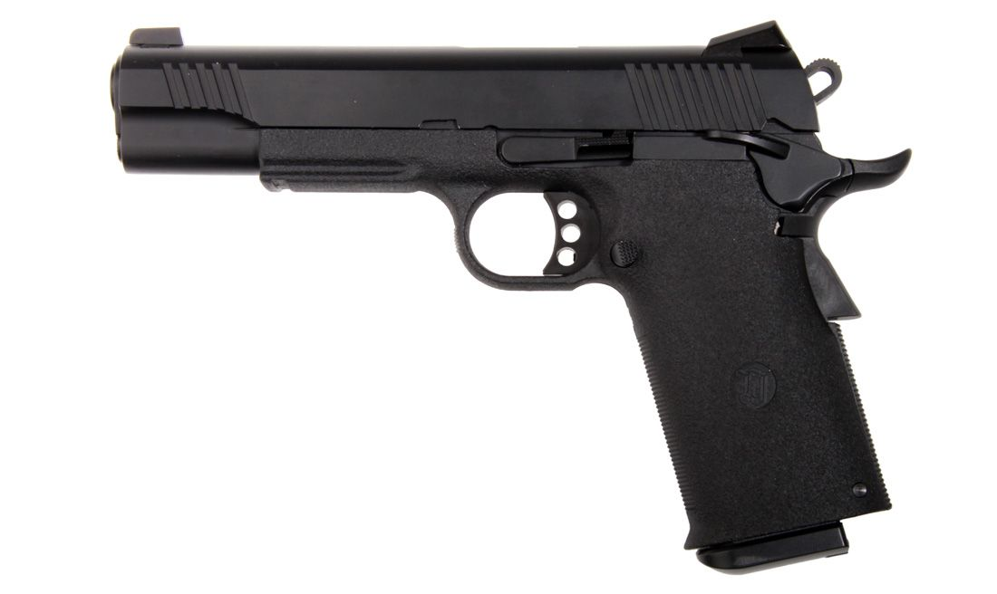 WE 20rds Airsoft Toy Gas Magazine For BROWNING HI-POWER Series GBB Black 026