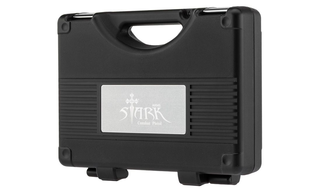 STARK ARMS PISTOL CASE