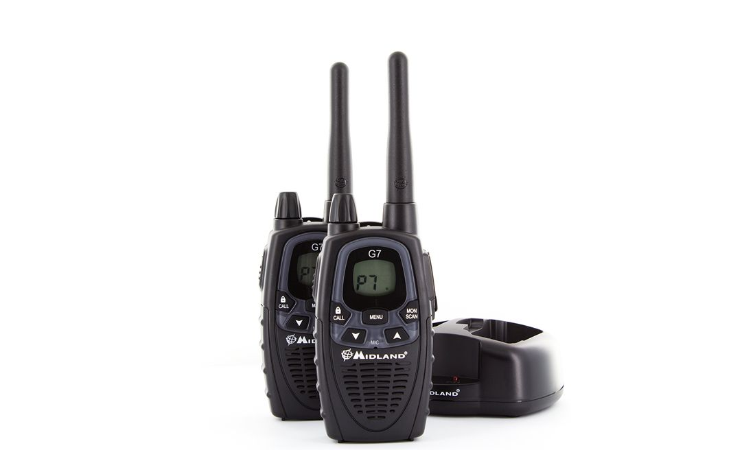 MIDLAND WALKIE TALKIE VALIBOX G7E