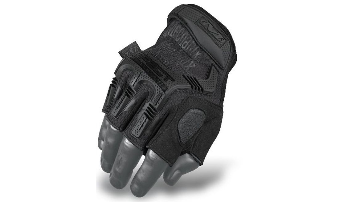 GUANTES MECHANIX M-PACT FINGERLESS COVERT S
