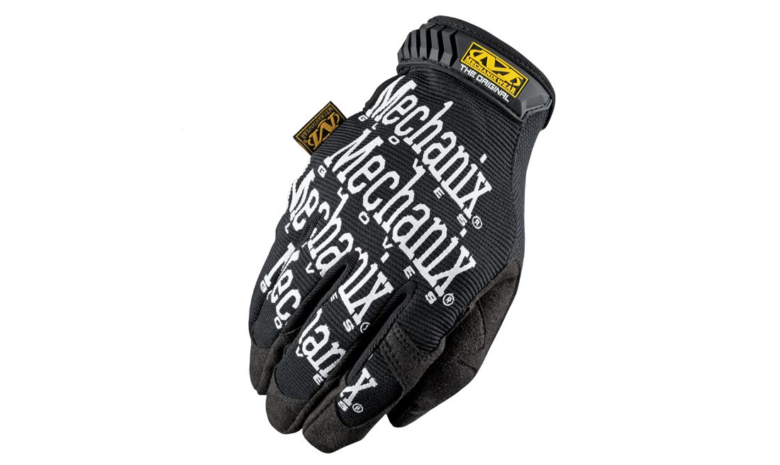 GUANTES MECHANIX THE ORIGINAL BLACK S