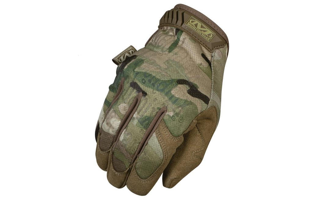 GUANTES MECHANIX THE ORIGINAL MULTICAM S