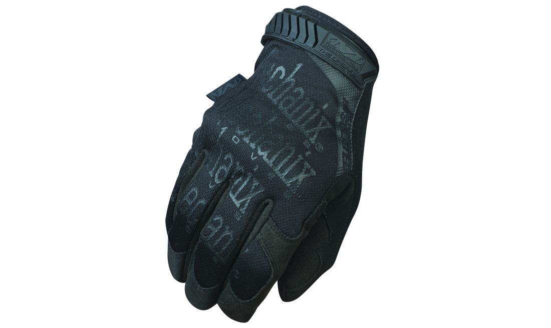 GUANTES MECHANIX THE ORIGINAL INSULATED BLACK S