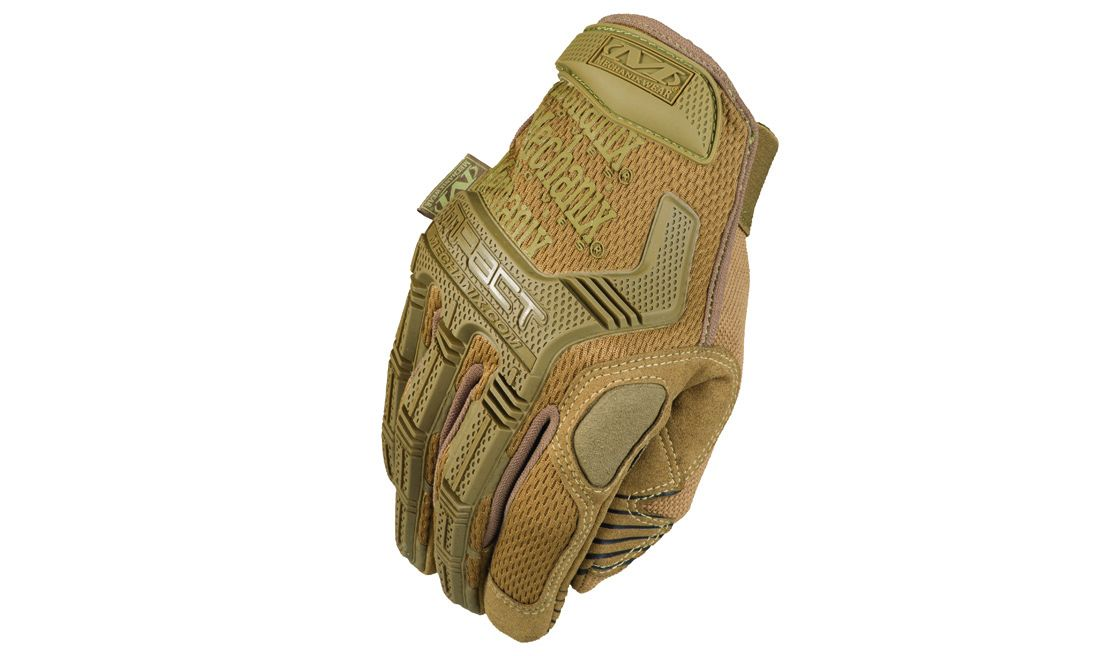 GUANTES MECHANIX M-PACT COYOTE S