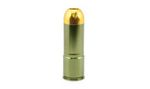 S-THUNDER 40MM 17CM GREEN-GOLD 110BB AIRSOFT GAS GRENADE