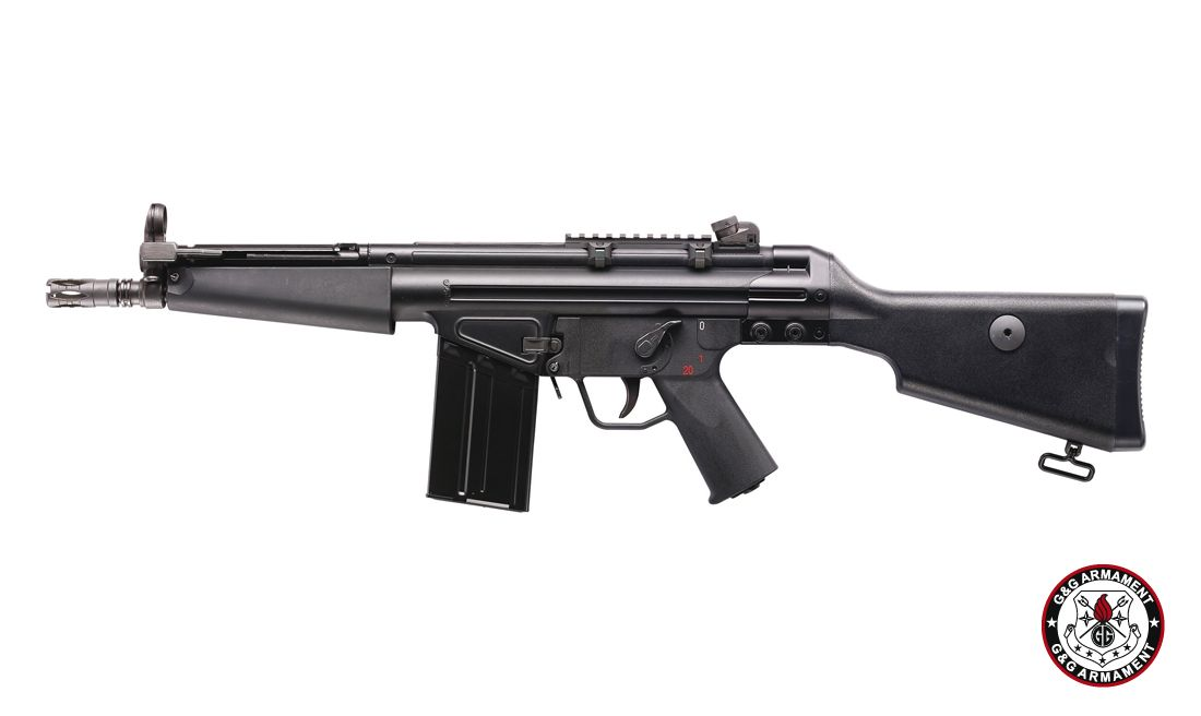 G&G FS51-FIXED STOCK AIRSOFT AEG RIFLE