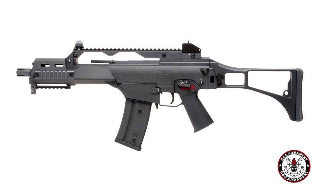 G&G GEC 36 AIRSOFT AEG RIFLE