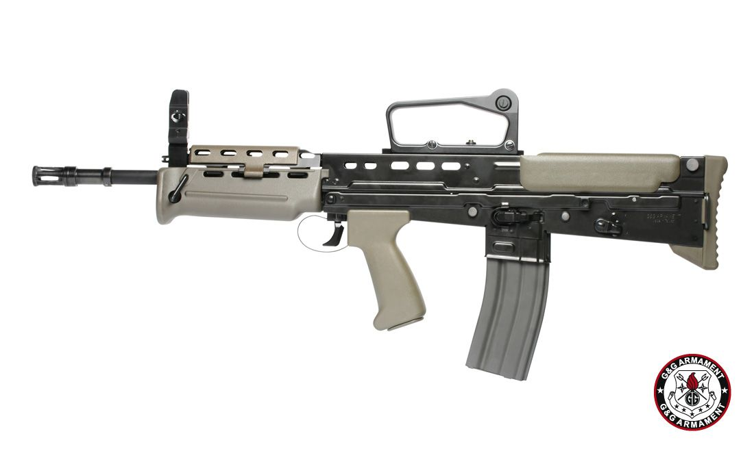 G&G L85 CARBINE AIRSOFT AEG RIFLE