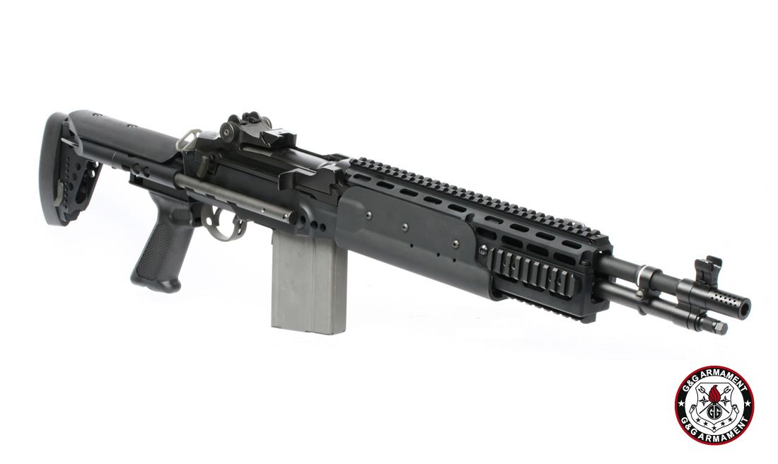 G&G HBA-S AIRSOFT AEG RIFLE