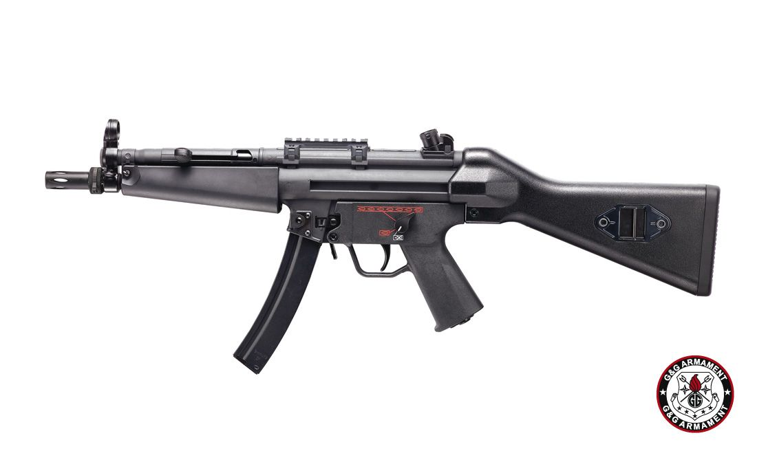 G&G TGM A4 AIRSOFT AEG RIFLE