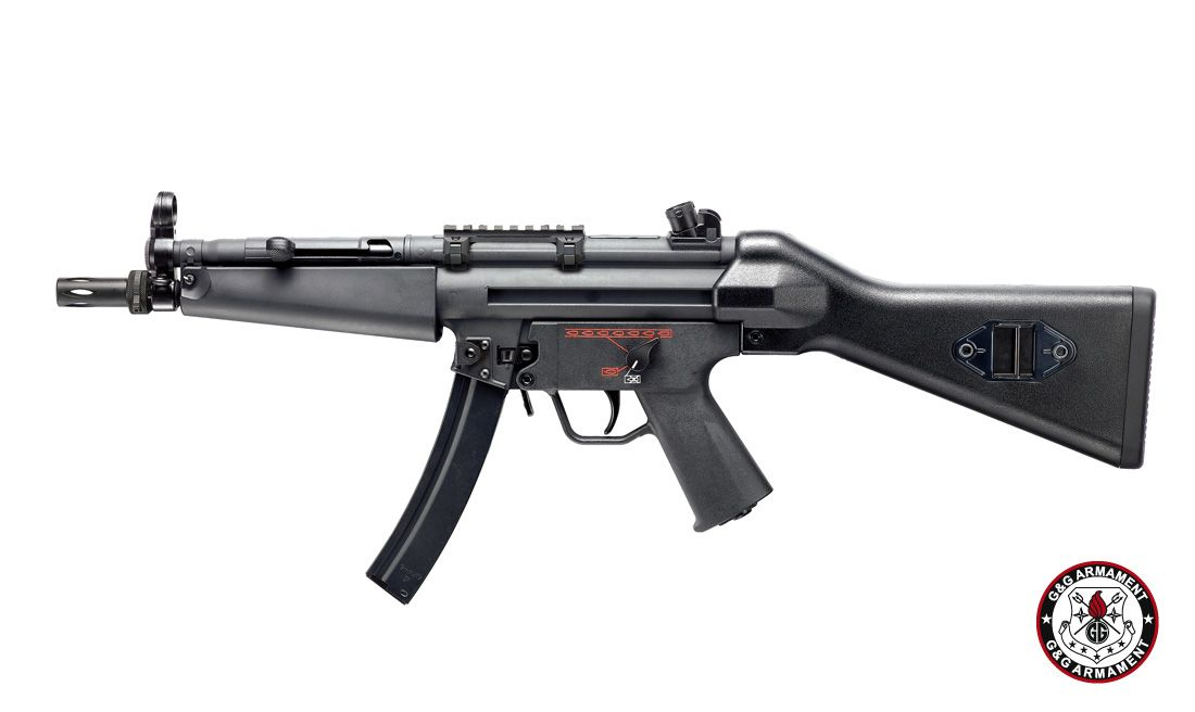 G&G TGM A4 FXS AIRSOFT AEG RIFLE