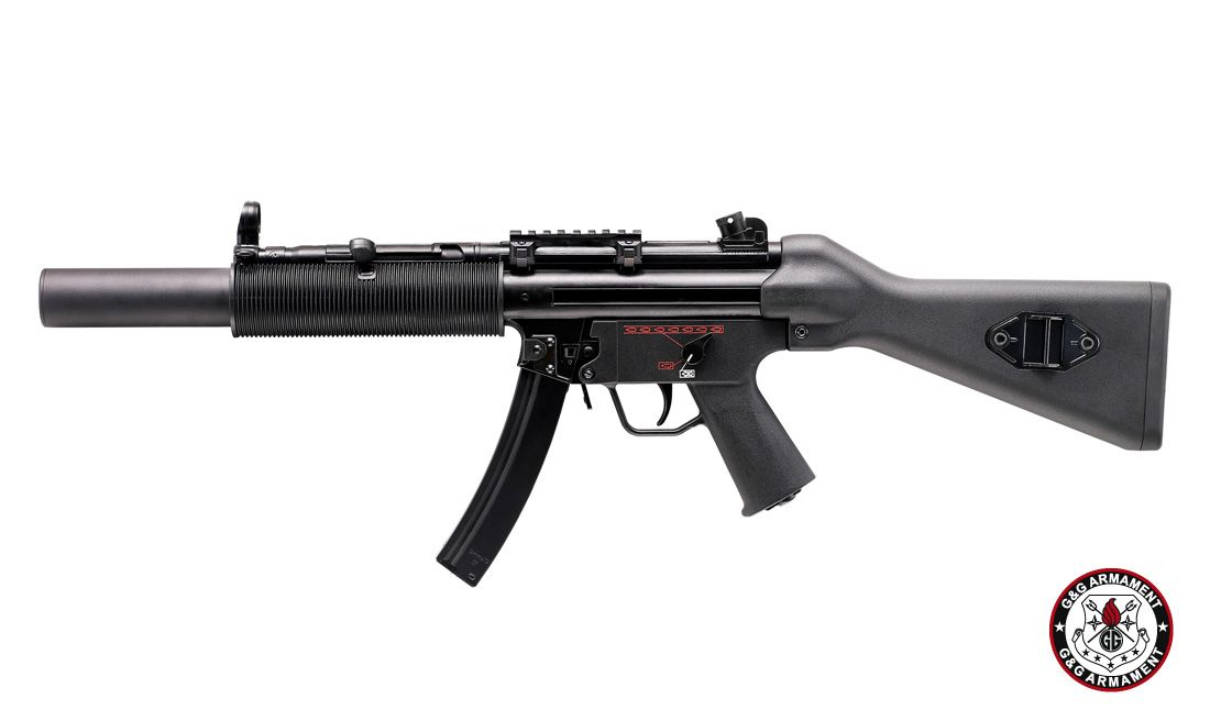 G&G TGM Q5 AIRSOFT AEG RIFLE