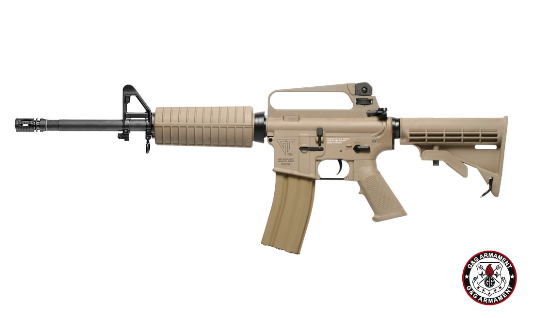 G&G TR16 A2 CARBINE DST AIRSOFT AEG RIFLE