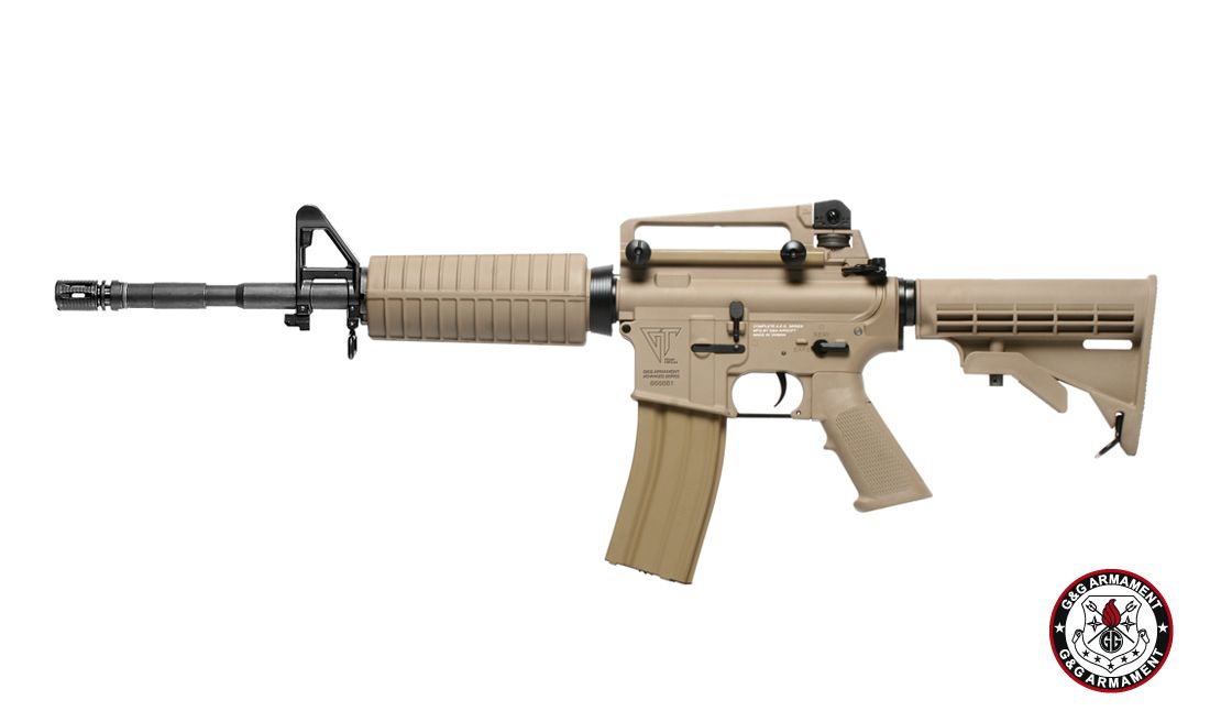 G&G TR16 CARBINE DST AIRSOFT AEG RIFLE