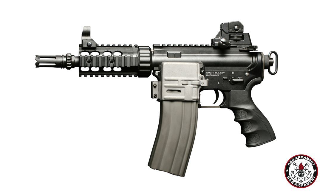 G&G TR16 CRW AIRSOFT AEG RIFLE