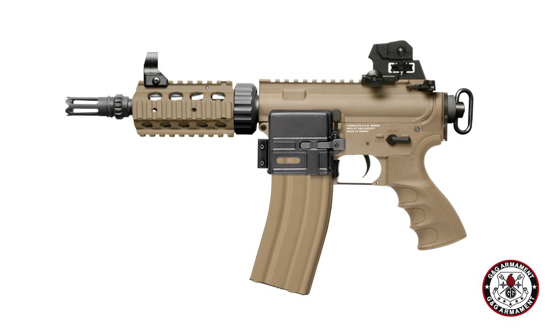 G&G TR16 CRW DST AIRSOFT AEG RIFLE