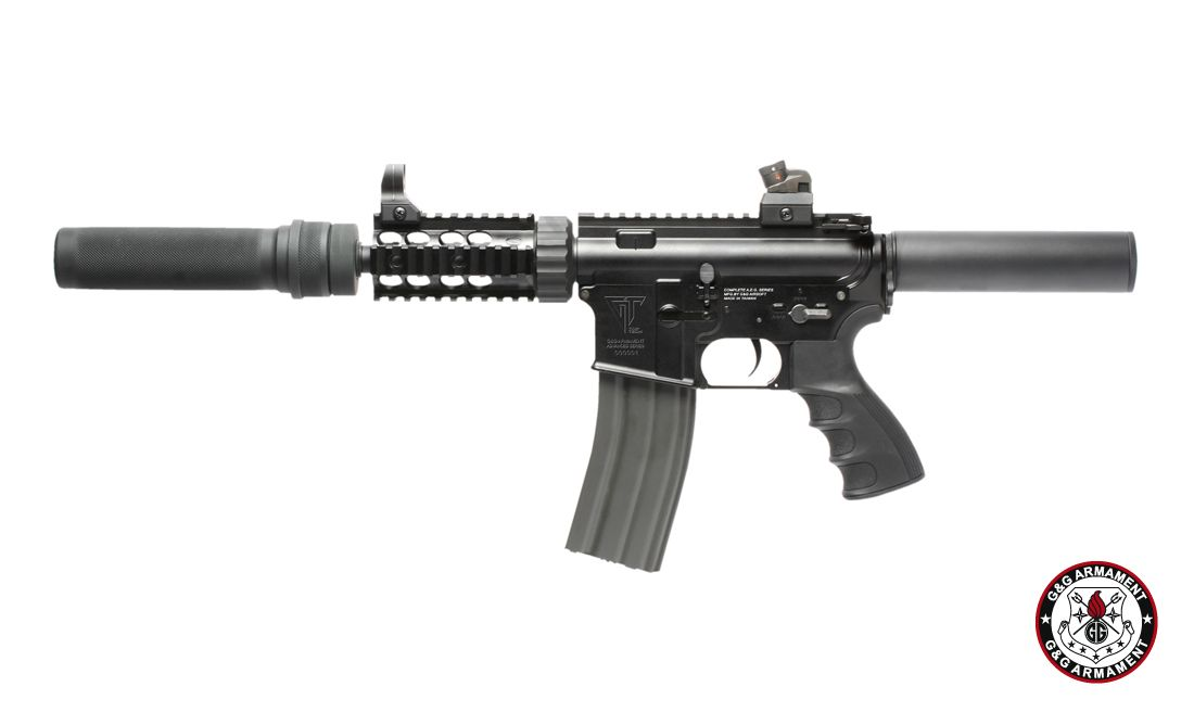 G&G TR16 CRW CANNON AIRSOFT AEG RIFLE