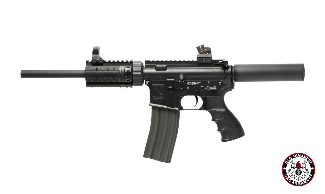 G&G TR16 CRW VIPER AIRSOFT AEG RIFLE