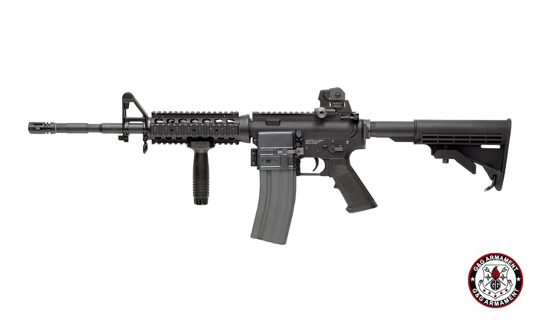 G&G TR16 R4 CARBINE AIRSOFT AEG RIFLE