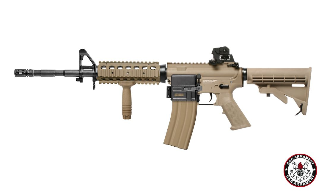 G&G TR16 R4 CARBINE DST AIRSOFT AEG RIFLE