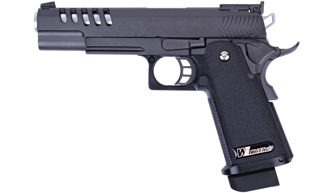 WE-H002 HI-CAPA 5.1 K GBB AIRSOFT PISTOL