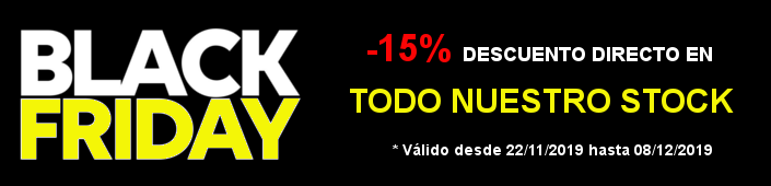 Black friday en Aceros de Hispania