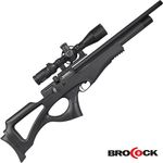 AIRGUN PCP BROCOCK COMPACT SYNTHETIC AIR COMPRESSED