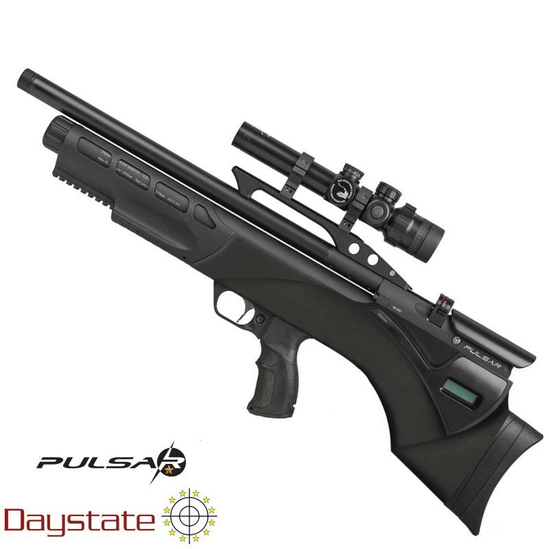 AIRGUN PCP DAYSTATE PULSAR SYNTHETIC AIR COMPRESSED