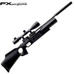 AIRGUN PCP FX ROYALE 400 SYNTHETIC AIR COMPRESSED