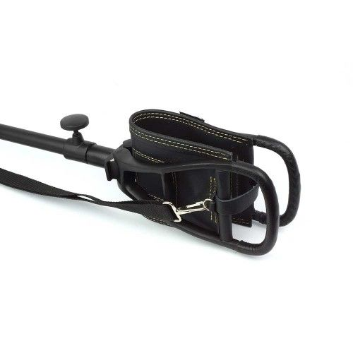 HUNTING seat-walking stick BLACK COLOR