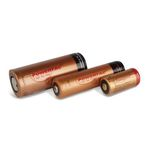 Powertac flashlight rechargeable batteries