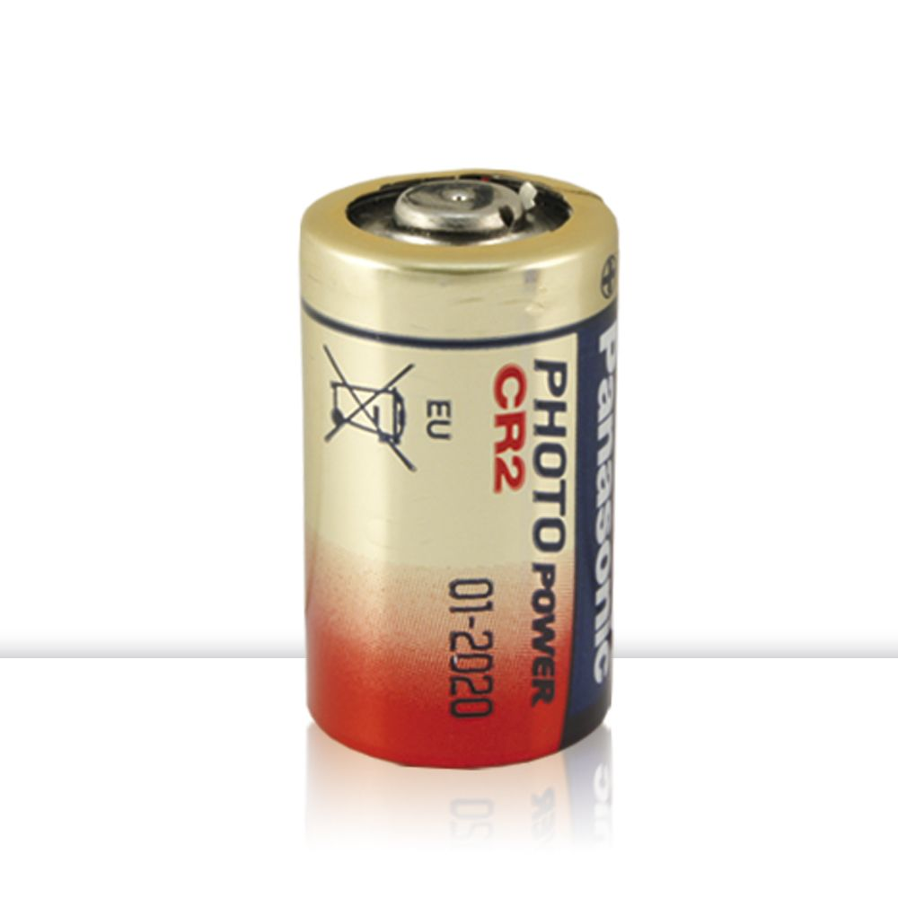 3v lithium battery (CR2)