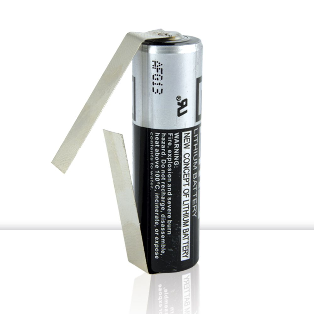 3.6v lithium battery tabbed -er14505-