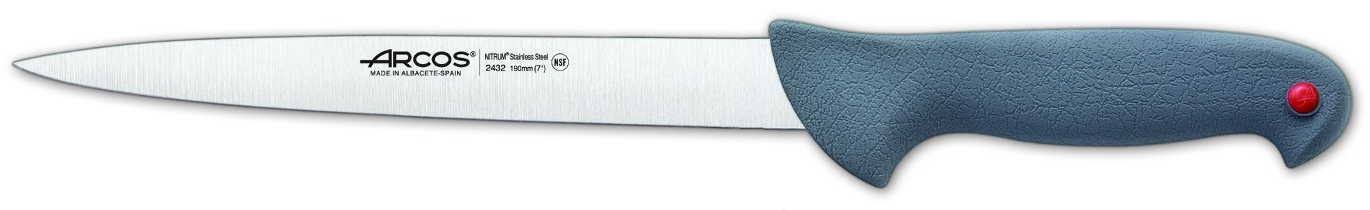Cuchillo Fileteador - Semiflexible Arcos ref.: 243200