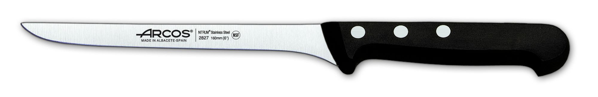 Cuchillo Fileteador - Flexible Arcos ref.: 282704