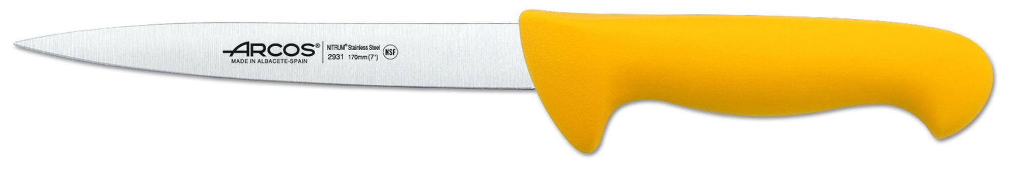 Sole Knife - Flexible Arcos ref.: 293100