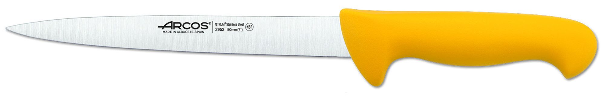 Cuchillo Fileteador Semiflexible Arcos ref.: 295200