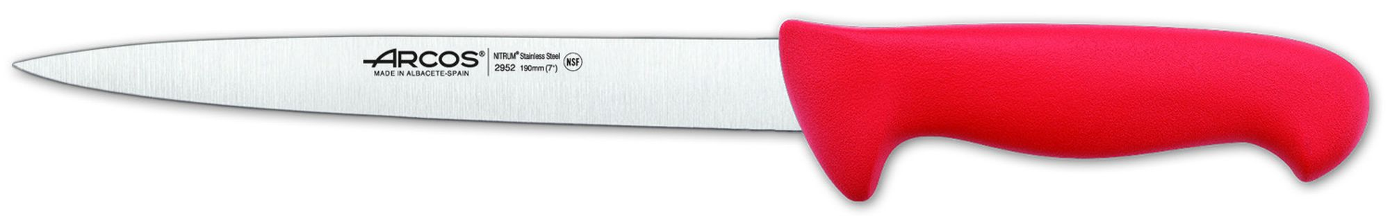 Cuchillo Fileteador Semiflexible Arcos ref.: 295222