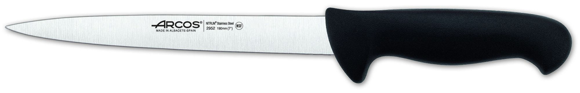 Cuchillo Fileteador Semiflexible Arcos ref.: 295225