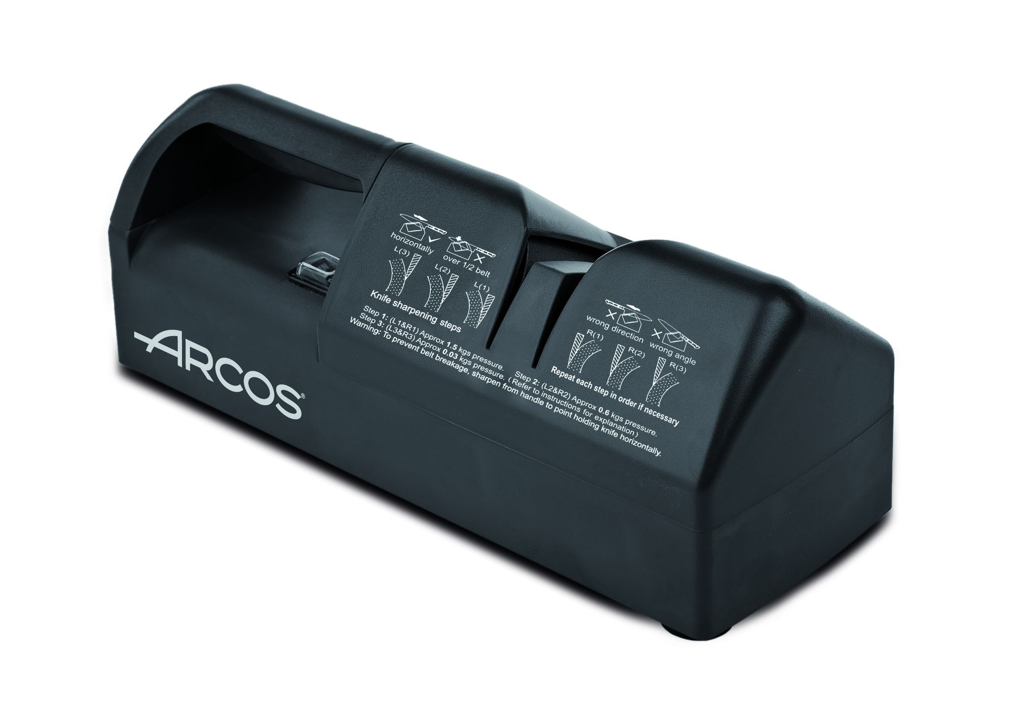 Electric Knife Sharpener Arcos ref.: 610500