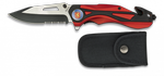 Pocket knife ALBAINOX FOS red 8.3 cm