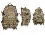 Backpack BARBARIC CP 40l