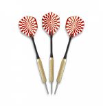 Set 3 darts ALBAINOX. Flag