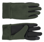 Gloves BARBARIC. Green. Polar lining